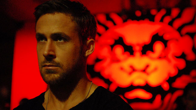 Refn and Gosling in Only God Forgives