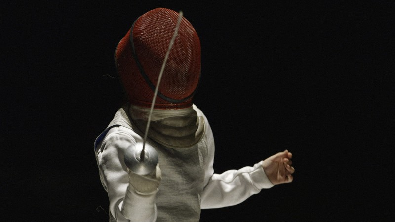 Fencing Champion, The