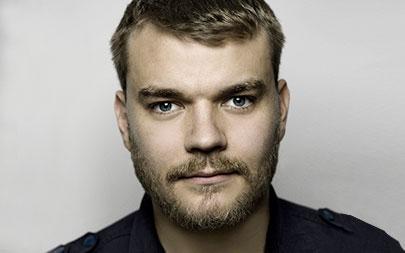 Pilou Asbæk, 31, Actor